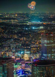 優秀賞「都市に咲く」本田 誠