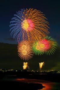R1■入賞■織田 邦彦 様■『夜空に咲く大輪の華』(狛江市)